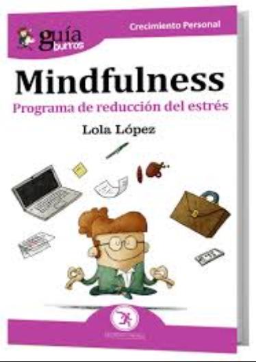 """Libro """"Mindfulness. programa de reducción del estrés"""""""